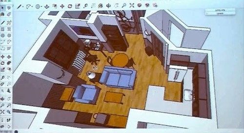 3D Basecamp 2016 – SketchUp Interior Design Workflow