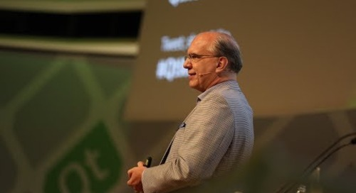 Quantitative Imaging Systems – Imaging Tissue Architecture: The Next Frontier in Battling Cancer, Michel Nederlof at QtWS17