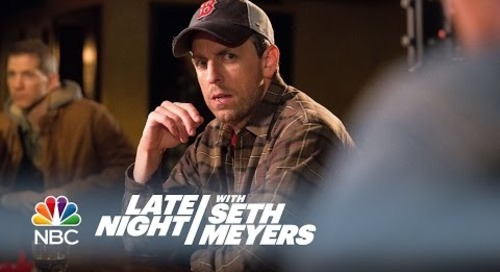 Boston Accent Trailer - Late Night with Seth Meyers