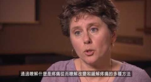 Persistent Pain (Traditional Chinese subtitles)