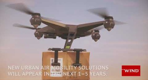 Prepare for Urban Air Mobility – Safety and Security Must-Haves