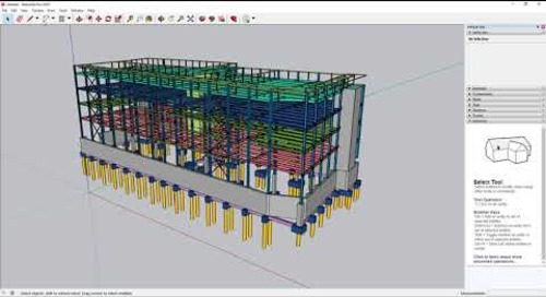 Tekla Tips - Tekla Structures hacia Google Earth