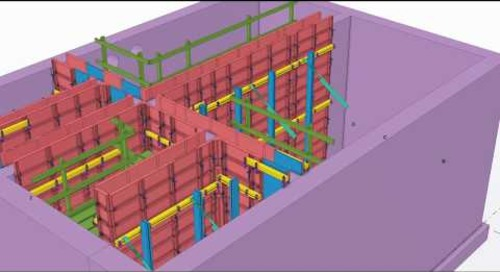 Industrial Process Facility - 2018 Tekla North America BIM Awards