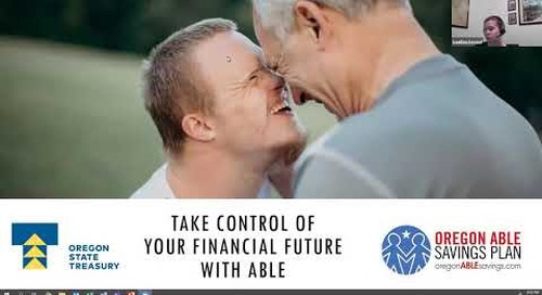 Take Control of your Financial Future with ABLE | Providence Swindells Resource Center