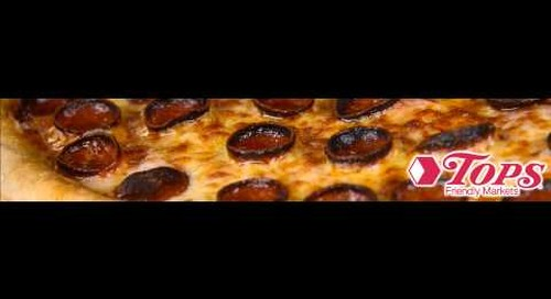 Tops Pizza Promotion