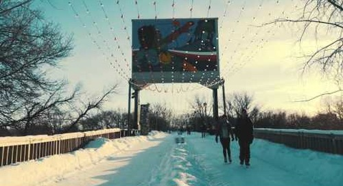 Think You Know Winter | The Forks