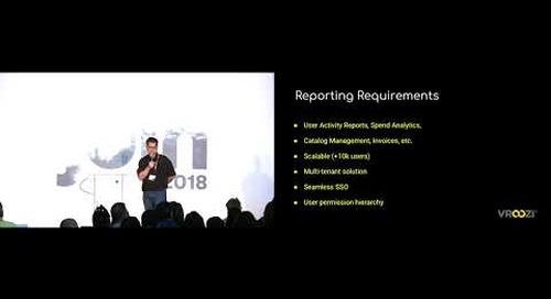JOIN 2018 - Lightning Talk: Vroozi