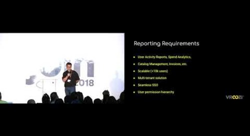 JOIN 2018 - Lightning Talk: Vroozi
