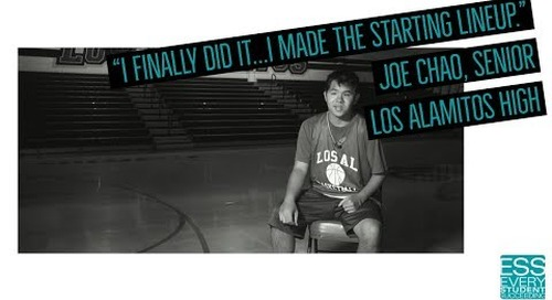 Los Alamitos student Joe Chao shines on the court after life-threatening seizure