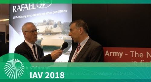 IAV 2018: 'Trophy' Active Protection System