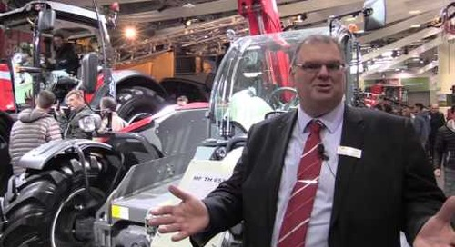 Massey Ferguson at EIMA 2016 (English)