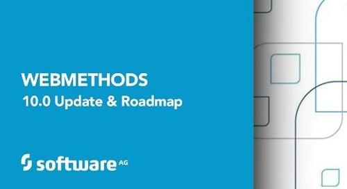 What's new in webMethods 10 integration, API management & dynamic apps