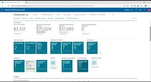 Month End Close Tips for Dynamics 365 Business Central