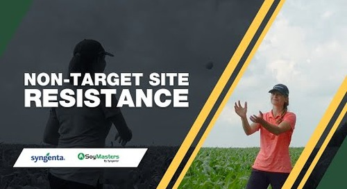 Herbicide Resistance: Non-Target Site Resistance