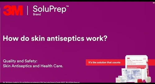 How do skin antiseptics work?