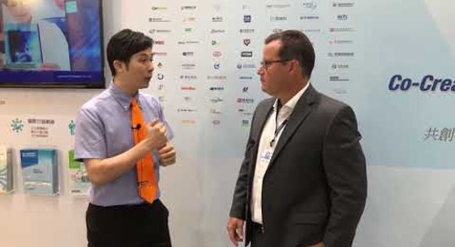 Advantech IoT Co Creation Summit November 1-2, 2018 @ Suzhou, China