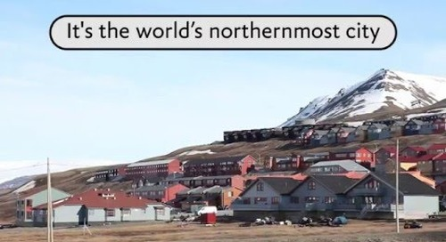 5 Facts about Longyearbyen!