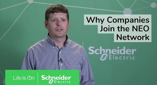Why Companies Are Joining the NEO Network   Schneider Electric