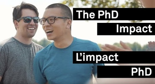 The PhD Impact: PhD Student Studies New Technologies' Impact on Formation of New Behaviours