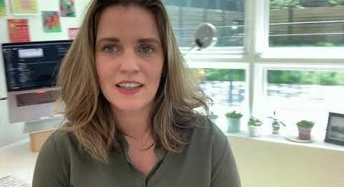 Roacher of the Week: Anne Birzin, Staff Product Designer