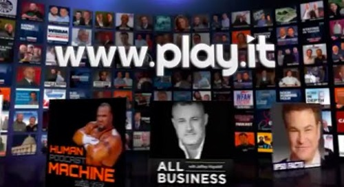 Play It - Your Podcast Network
