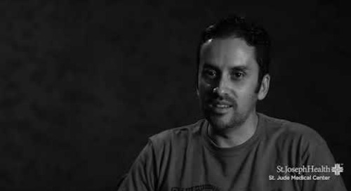 St. Jude - Carlos Escobar Testimonial