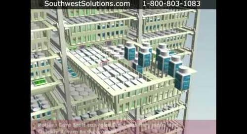 Medical Supply Room Two-Bin Kanban Storage & Inventory Management System