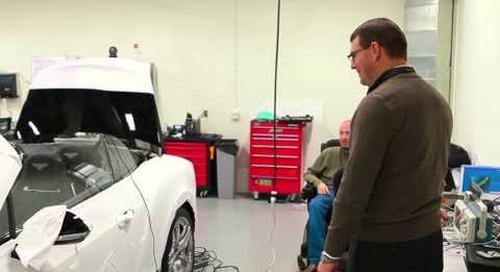 QNX technology concept car - Bentley Continental