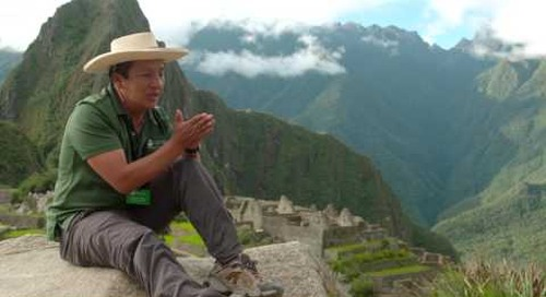 Marvel at Machu Picchu with International Expeditions