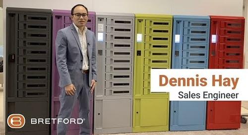 Bretford: TechGuard Connect® Charging Locker | 3 Mode Demonstration