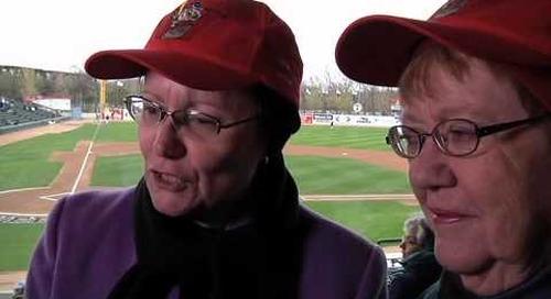 It's Manitoba Time: Goldeyes Baseball