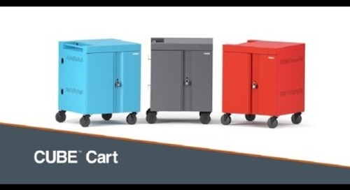 Bretford Charging Carts