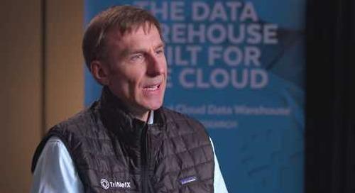 TriNetX - Flexible Data Management with Snowflake Data Sharing