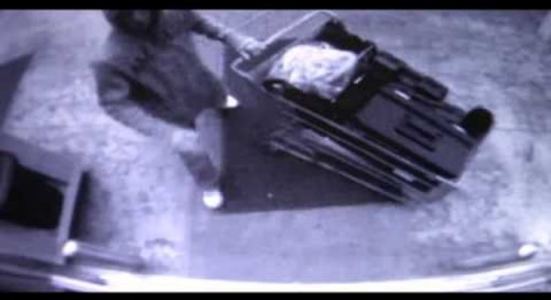 Crime Cam - Theft at Wal Mart December 22nd