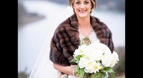 Winter Wedding Wonderland in Knoxville, TN