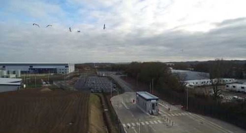 Leidos and Ministry of Defence Unveil State-of-the-art Logistics Hub