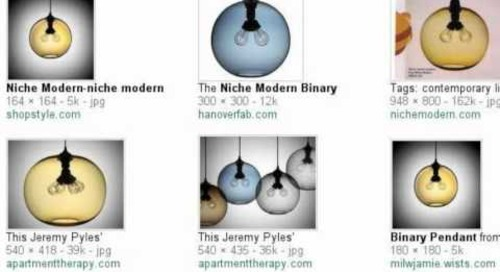 Binary Modern Pendant Light - Search Story