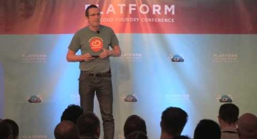 Continuous Deployments with Cloud Foundry, Github and Travis CI (Platform: The CF Conference 2013)