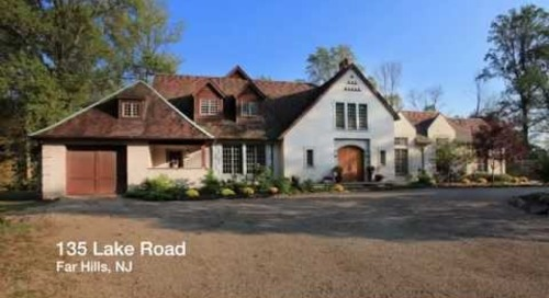 Video of 135 Lake Road, Far Hills NJ - Real Estate Homes for Sale