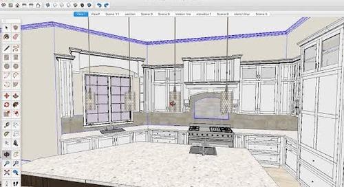 3D Basecamp 2016 – Lighting Design using SketchUp