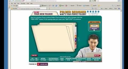 Filing Supplies - The Perfect File Folder - Create Online - Request Quote
