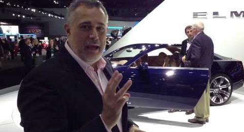 C-Suite with Jeffrey Hayzlett: LA Auto Show