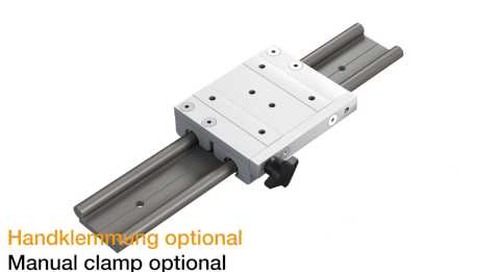 igus Free Design - Curved rails, custom guides, individual linear systems