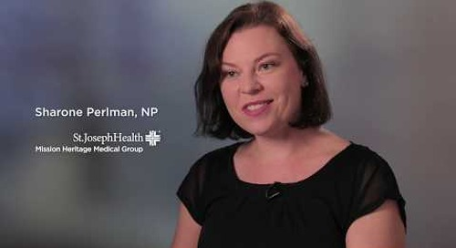 Family Medicine featuring Sharon Perlman, NP - Mission Heritage Medical Group