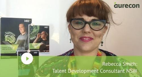 Rebecca Smith: Talent Development Consultant NSW