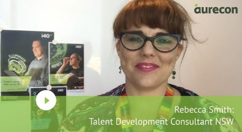 Rebecca Smith: Talent Development Consultant NSW