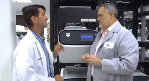 C-Suite with Jeffrey Hayzlett: Life Technologies