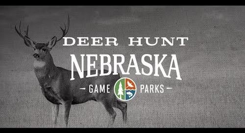 Deer Hunt Nebraska 2018
