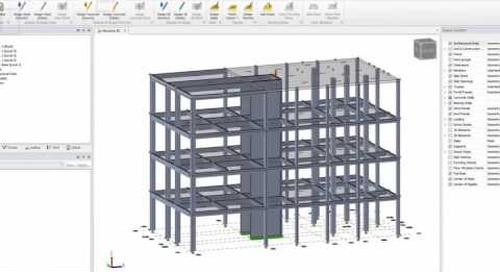 Slab Design in Tekla Structural Designer
