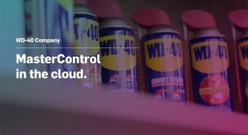 How WD-40 Uses MasterControl's Cloud QMS Software